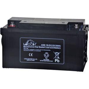 Leoch AGM-130-EV Mobility Battery 12V 130Ah