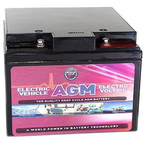 Leoch AGM-28-EV Mobility Battery 12V 28Ah