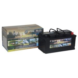 Leoch Adventurer SFL-110L Sealed Leisure Battery