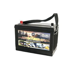 Leoch Adventurer SFL-120 Sealed Leisure Battery