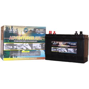 Leoch Adventurer SFL-120 DT Sealed Leisure Battery