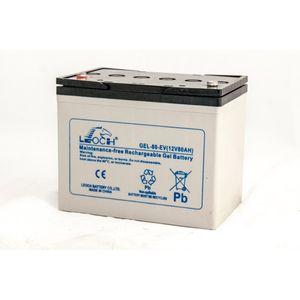 Leoch GEL 80 EV Mobility Battery 12V 80Ah