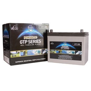 Leoch Powabloc GTP 1280 Gel Deep Cycle Battery