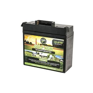 Leoch LG-A150 Tbar AGM Golf Battery 12V 22Ah