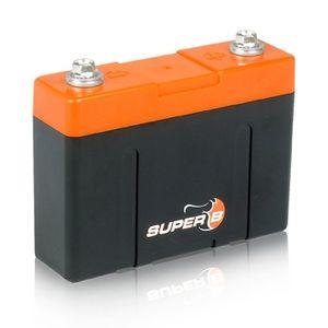 Super B 2600 Lithium Bike Battery