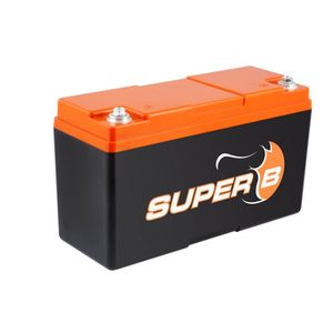 Super B 25P Lithium Bike Battery