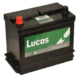 LP015 Lucas Premium Car Battery 12V 45Ah