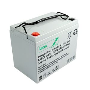 LSLC85-12 Lucas Sealed Battery 12V 85Ah