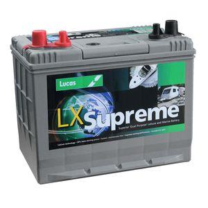 Lucas LX24MF Leisure Battery 80Ah