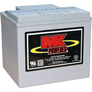 M50-12 SLD M Sealed Lead Acid VRLA Battery 12V 50Ah