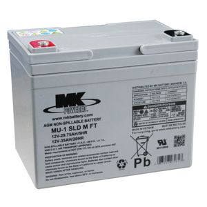 MK MU-1 SLD M-2 35Ah Mobility Battery
