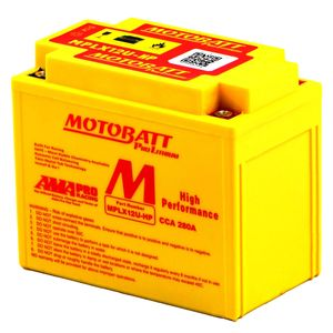 MPLX14AU-HP MOTOBATT Lithium Bike Battery