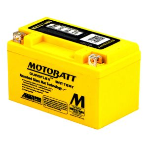 MBTX7A MOTOBATT Quadflex AGM Bike Battery 12V 7Ah