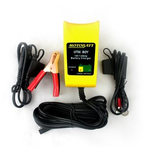 MOTOBATT Little Boy 6/12V 1A Battery Charger MBCLB