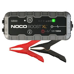 NOCO GB50 Boost XL 1500A UltraSafe Lithium Jump Starter