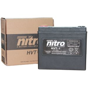 HVT-1 Nitro Motorcycle Battery - HVT 01