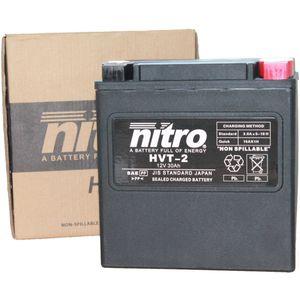 HVT-2 Nitro Motorcycle Battery - HVT 02