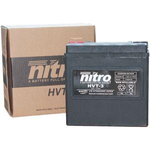 65958-04 Harley Davidson Equivalent Nitro Battery
