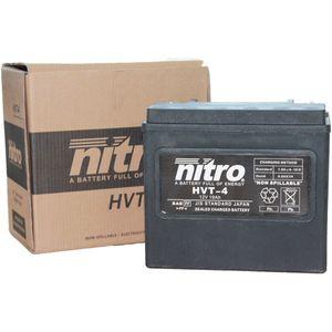 65989-90 Harley Davidson Equivalent Nitro Battery