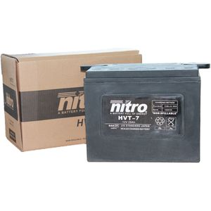 HVT-7 Nitro Motorcycle Battery - YHD-12 Battery