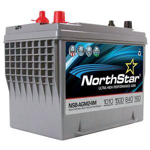 NorthStar NSB-AGM24M Ultra High Performance Marine Battery