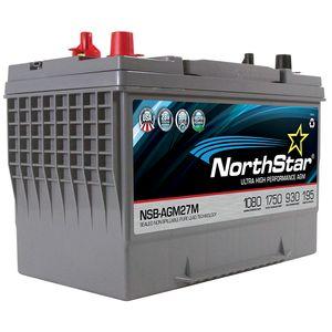 NorthStar NSB-AGM27M Ultra High Performance Marine Battery