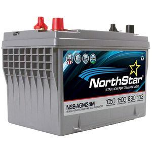 NorthStar NSB-AGM34M Ultra High Performance Marine Battery