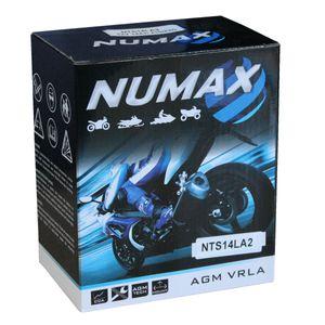 NTS14L-A2 (MB12V14LB) Sealed Batterie De Moto Numax YB14L-A2