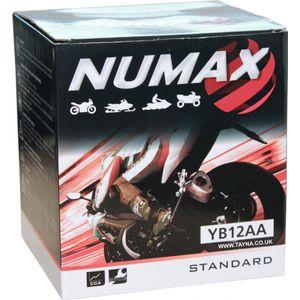 YB12A-A Numax Motorbike Battery