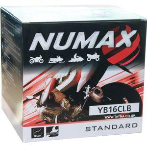YB16CL-B Numax Batterie De Moto / Jetski