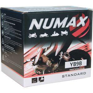 YB9-B Numax Motorbike Battery