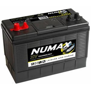 Numax XV31MF Sealed Leisure Battery 12V 105Ah