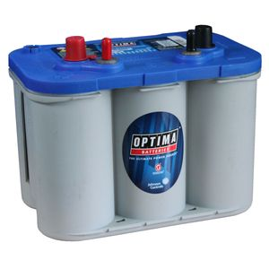 Optima Blue Top Battery BT DCM 4.2  (8016-253)  (BCI D34M) BTDCM4.2 AGM