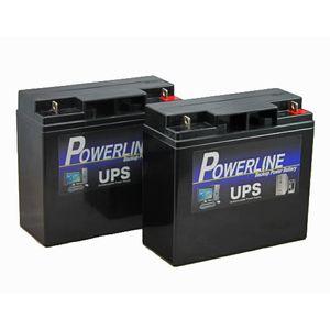 PU220 Powerline UPS Battery Pack