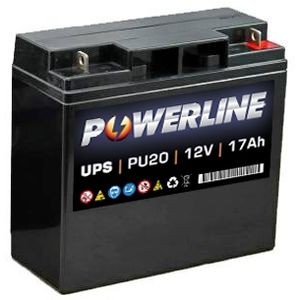 PU20 Powerline UPS Battery
