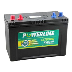 XV27MF Powerline Leisure Battery 12V