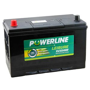XV30HMF Powerline Leisure Battery 12V