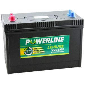 XV35MF Powerline Leisure Battery 12V