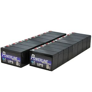 PU167 Powerline UPS Battery Pack