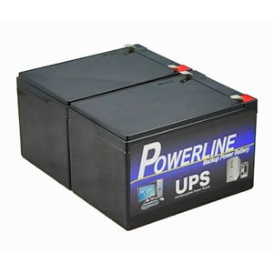 PU212 Powerline UPS Battery Pack
