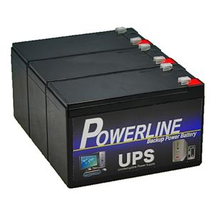 PU37 Powerline UPS Battery Pack