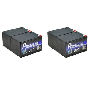 PU412 Powerline UPS Battery Pack