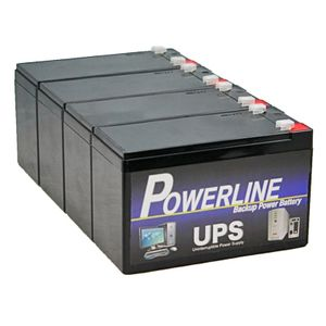 PU47 Powerline UPS Battery Pack