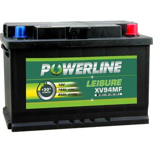 XV94MF Powerline Leisure Battery 12V