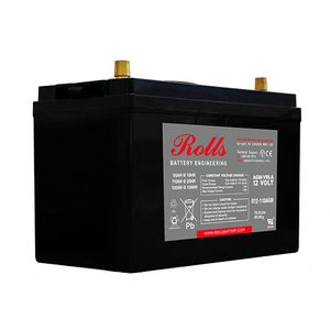 Rolls R12-110AGM Series 2 12 Volt Deep Cycle Battery