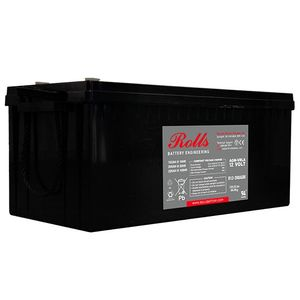 Rolls R12-200AGM Series 2 12 Volt Deep Cycle Battery