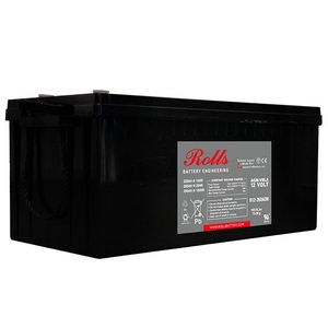 Rolls R12-260AGM Series 2 12 Volt Deep Cycle Battery