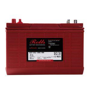 Rolls S170 Series 4000 12Volt Battery (S12 31)