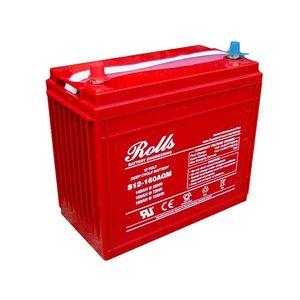 Rolls S12-160AGM Deep Cycle Series 12 Volt Battery
