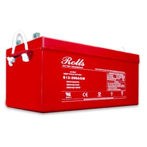 Rolls S12-290AGM Deep Cycle Series 12 Volt Battery
